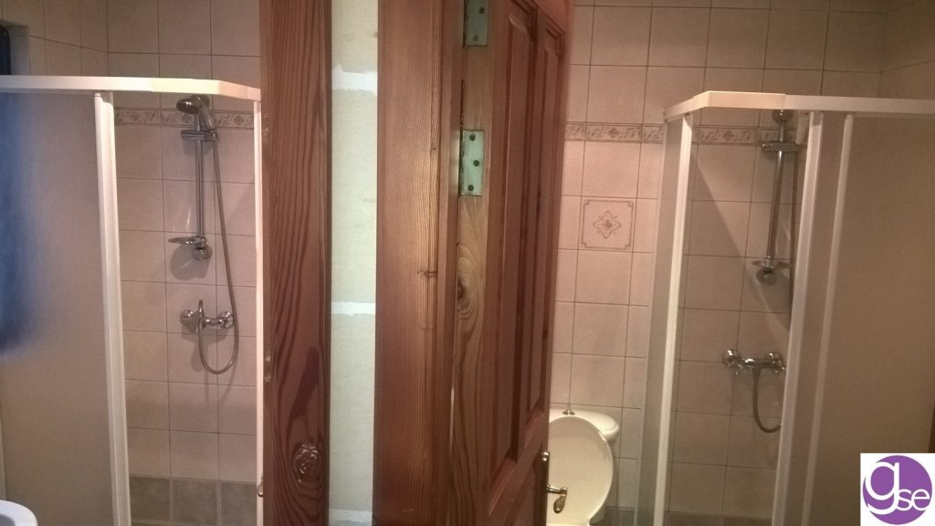 GSE Malta GSE Malta alloggio per studenti a Malta camera di bagno condivisa