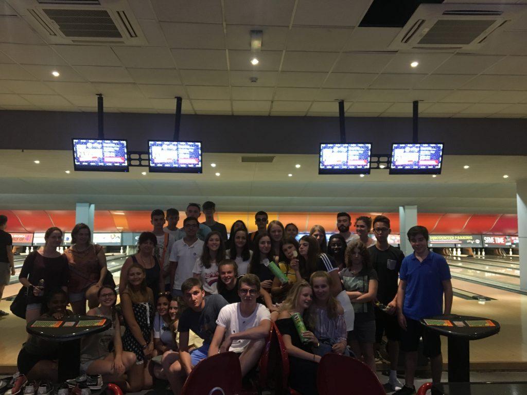 GSE Malta Vacanza Studio e Corso Di Inglese Per Junior A Malta studenti da tutto il mondo - bowling a St Julians