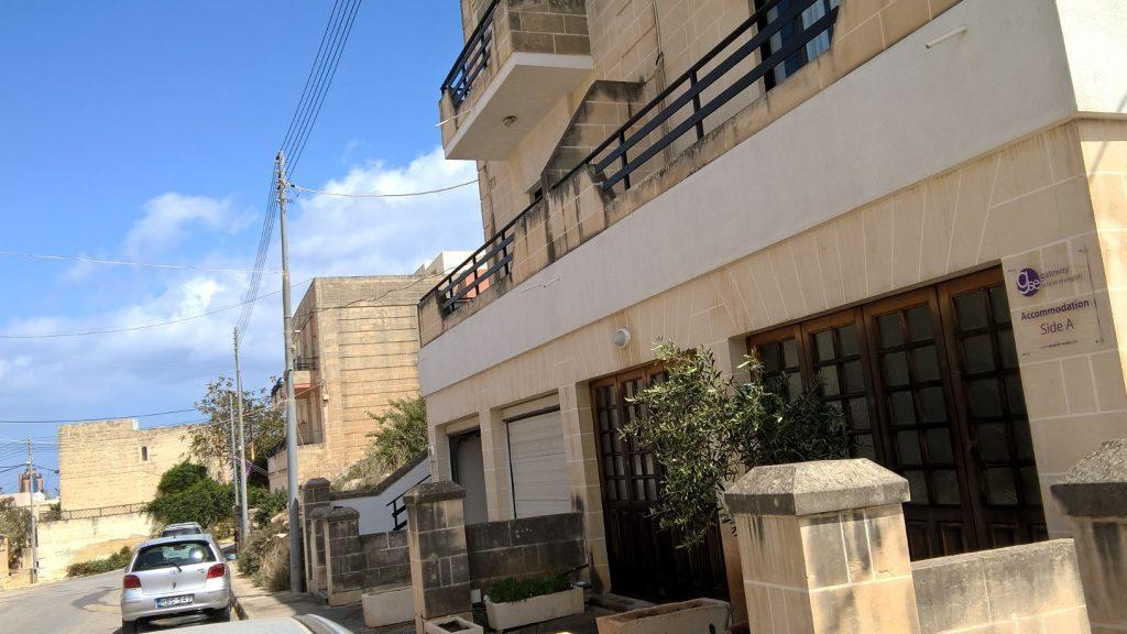 GSE Malta alloggio per studenti a Malta presso la nostra residence accanto alla scuola