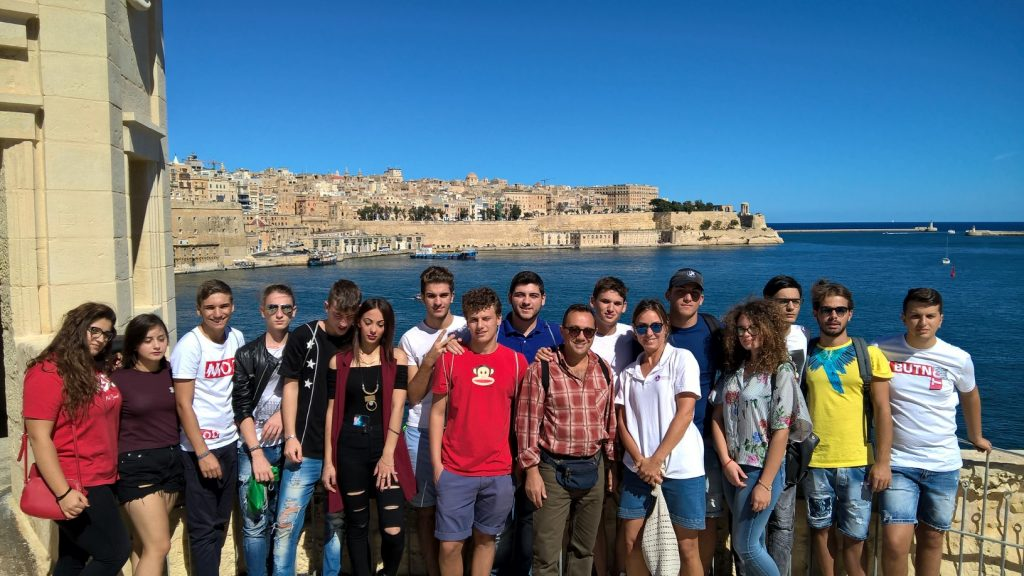 Gateway School of English GSE Vacanza Studio e Corso Di Inglese Per Junior Teens Ragazzi A Malta