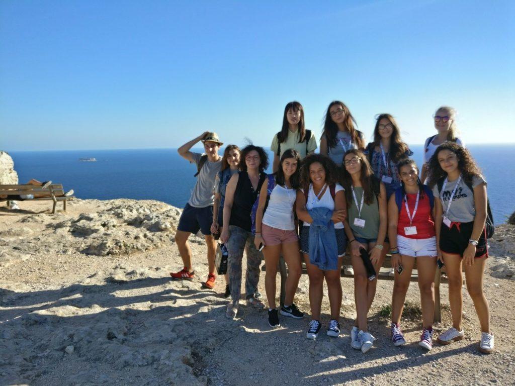 Gateway School of English GSE Vacanza Studio e Corso Di Inglese Per Junior Teens Ragazzi Italiani A Malta