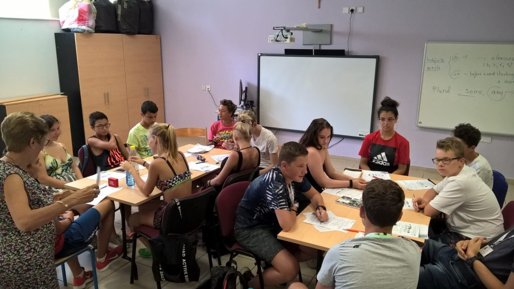 GSE Malta English courses for juniors Junior Programmes 2018 San Gwann School 5