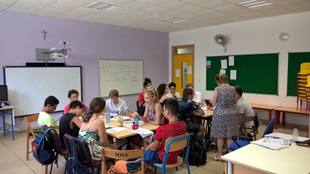 GSE Malta Scuola di inglese St Julians Ragazzi Malta imparare inglese vacanza studio viaggi studio