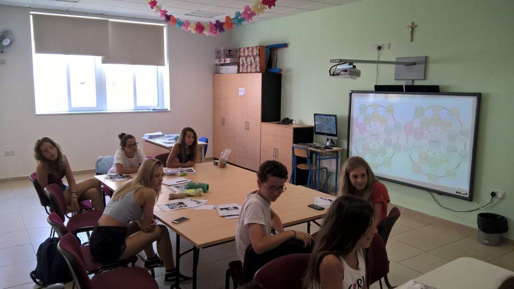 GSE Malta scuola internazionale di inglese ragazzi individuali e gruppi San Gwann