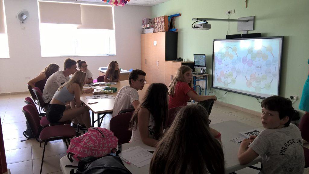 GSE Malta studiare inglese imparare lingua inglese scuola st julians