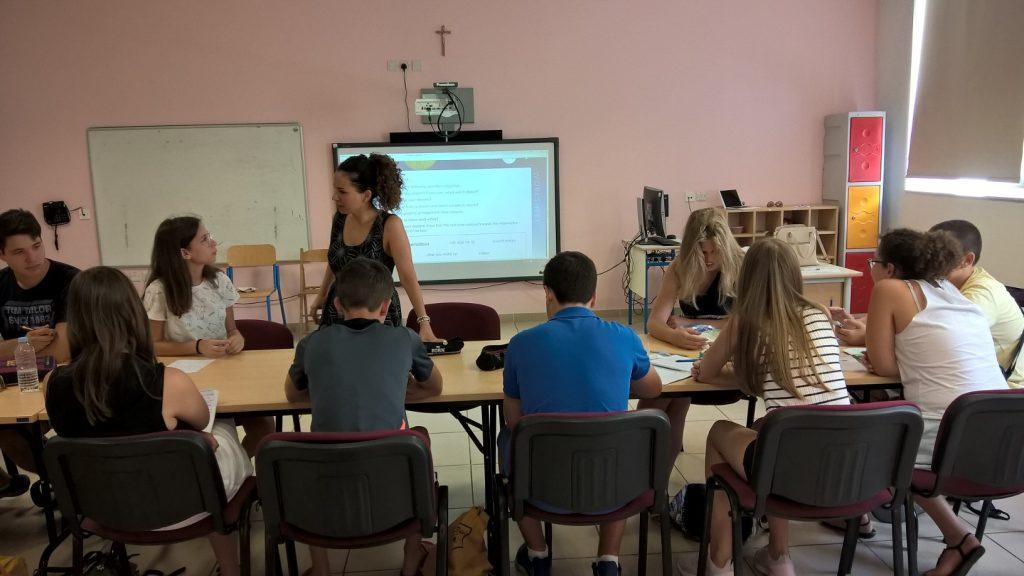 GSE Malta vacanze studio viaggi studio per ragazzi estate INPS summer camp inglese