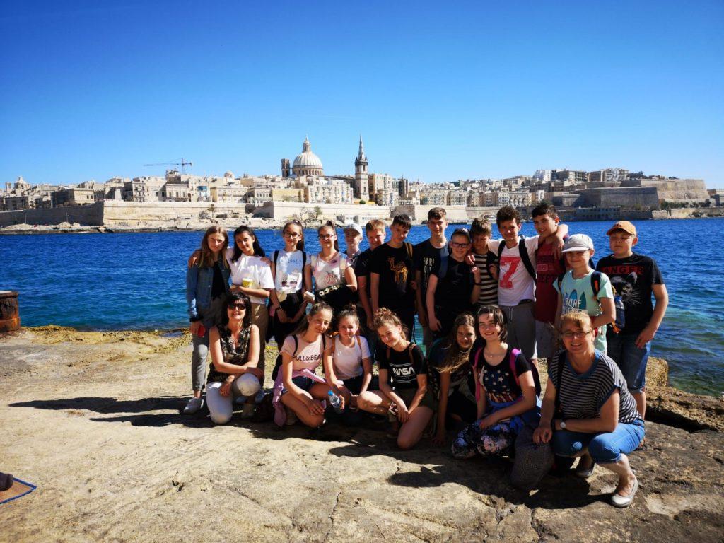 Vacanze Studio Imparare inglese per i giovani ragazzi a Malta un'esperienza molto bella in estate e in inverno